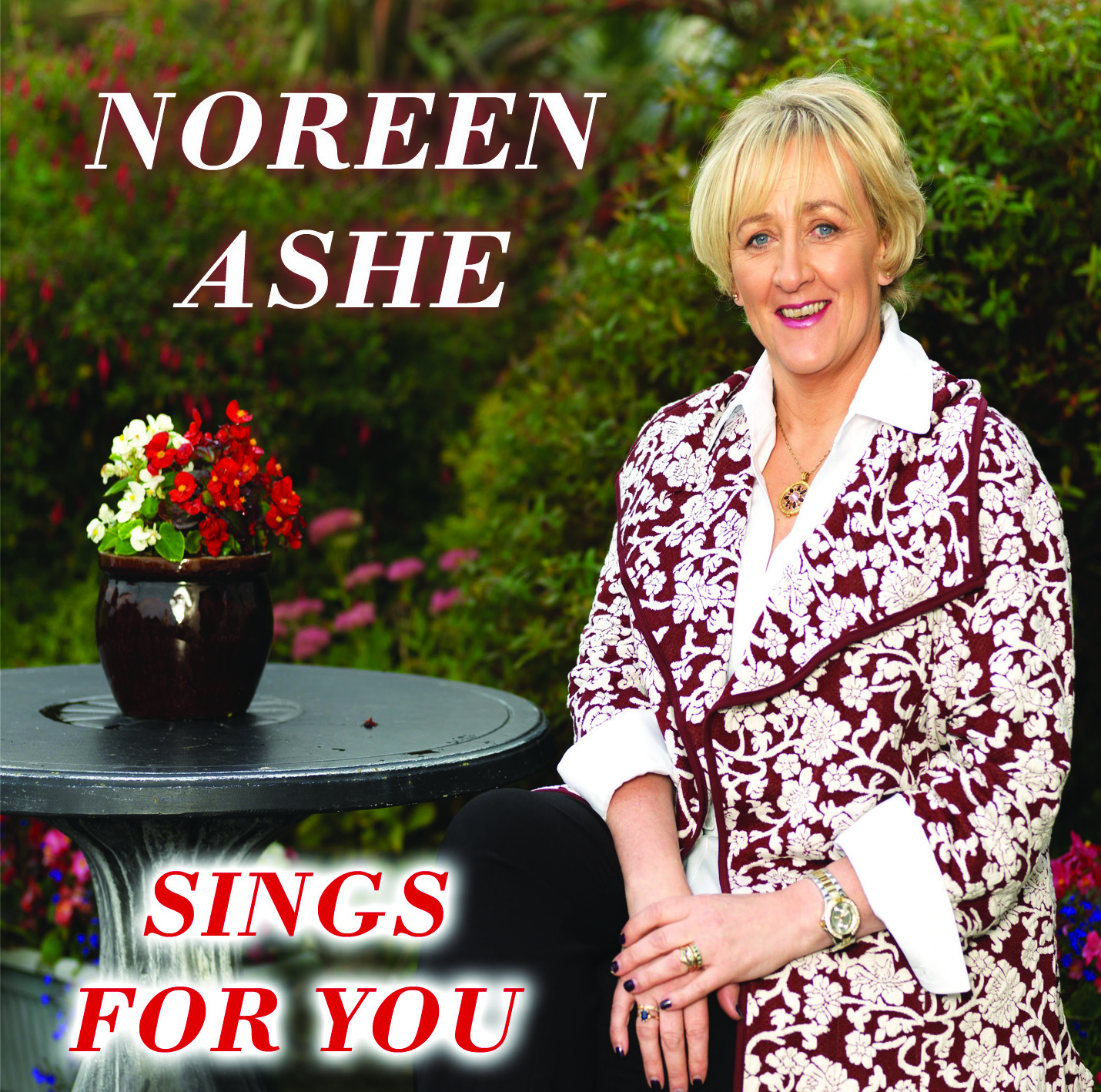 Noreen Ashe Sings for You Album Cover